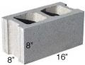 Hollow concrete block 2